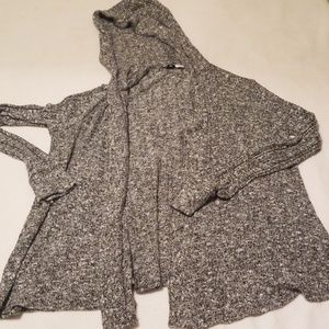 Urban Outfitters hooded cardigan